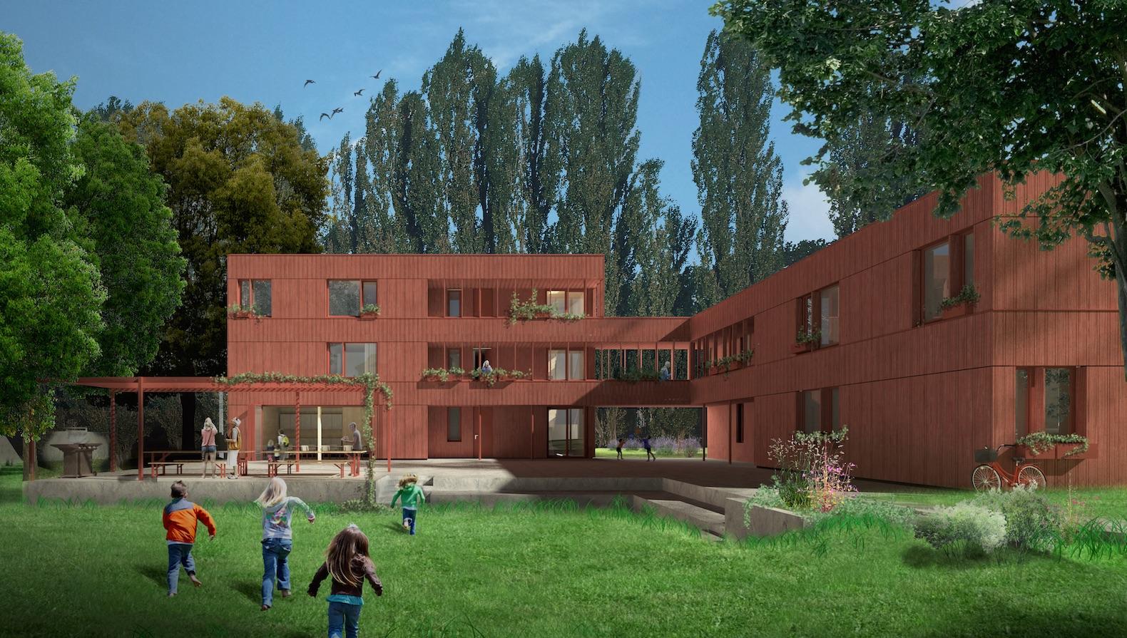 Neubau Wohnungsbau im Arlinger